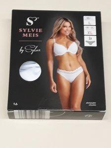 Sylvie Meis slips 2pack wit