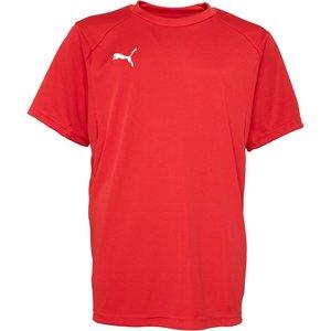 Puma liga training jersey junior rood wit 65563101