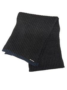 Bruno Banani sjaal heren antraciet 346650