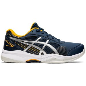 Asics gel game 8 gs kids french blue pure silver 1044A025400