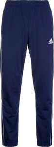 Adidas core 18 pes pants polyester junior donkerblauw CV3586