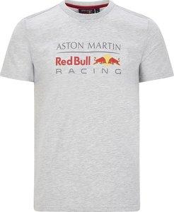 Puma Aston Martin Red Bull Racing large logo tee grijs 170701041150