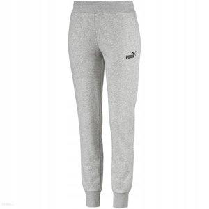 Puma essentials joggingbroek dames lichtgrijs 85182604
