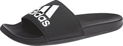 Adidas adilette comfort zwart wit CG3425