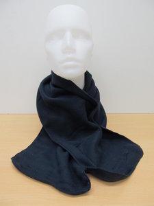 Chamonix fleece sjaal navy 22001110520