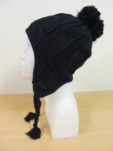 Brunotti Klothar beanie black dames 122220501099