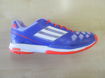 Adidas adizero feather lila wit rood b26434