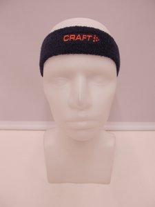 Craft hoofdband paars oranje 19033422463