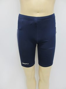Craft short tight T&F heren navy 19012372390