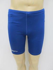 Craft short tight T&F heren kobaltblauw 19012372335