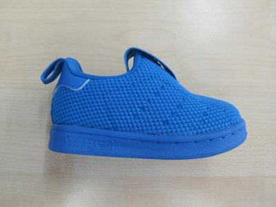 Adidas stan smith 360 sc infant blauw bz0551