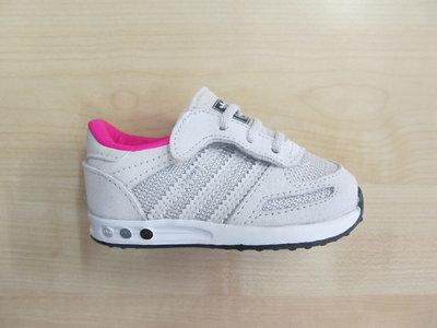 Adidas LA Trainer cf infant grijs roze cg3123