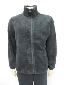 Amigo fleece jacket uni zwart 222466