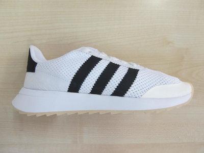 Adidas flashback w wit zwart ba7760