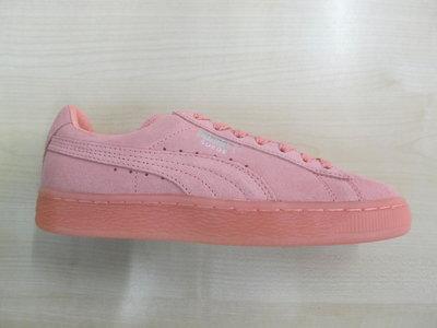 Puma suede classic mono ref iced roze 36210108