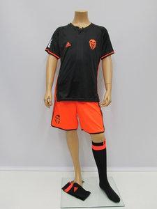 Adidas valencia uit zwart minikit bg9571
