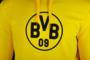 Puma BVB fan hoody junior geel zwart 75286511_